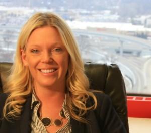 Kelly Sarka, Director, How Money Walks Book Tour