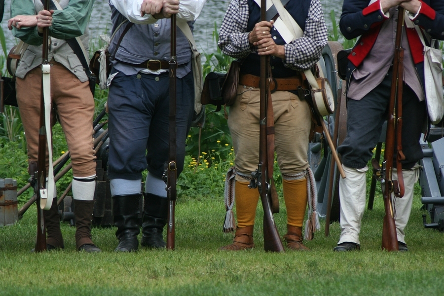 Patriots' Day: How Taxation Led to Revolution | How Money